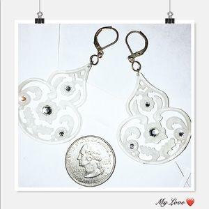 Jewelry - 🎖🎖Unique Vintage Earrings🎖🎖